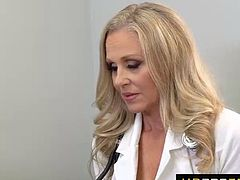 HDBrazzers.com - Doctoring the Results Featuring Julia Ann