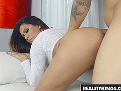 RealityKings - 8th Street Latinas - Bruno Dickenz Nicole Ray