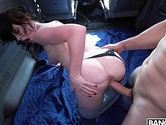Welcome to the legendary Bang Bus, the site that started it all. They proved that girls you see everyday on street are willing to suck dick and fuck for money. They often talk about their boyfriends and how they're nice girls, but the moment they see the money they are more than willing to take it!
