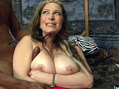 In this hot interracial sex session from White Ghettos Black Kong Dong 15, her tattooed and shaved pussy getting filled to the max by that big black cock, with a bespectacled facial cumshot to close out the action.