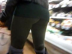 Perfect Fitness Ass, NYC #69
