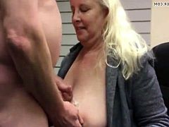 Penny Sneddon  making a man cum  feb 2018