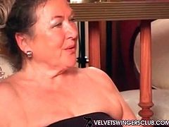 Velvet Swingers Club Real club members Mature couples swap