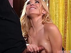 Horny MILF Stepmom Craves Her Son's Big Cock Piano Lesson