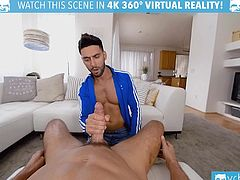 Sexy Arab Mick Stallone gets a big dick into his tight ass. Do you wanna fuck him by herself?
