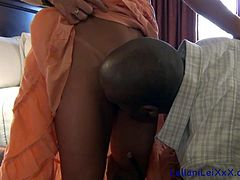 Milf Leilani Lei meets Mr Nuttz and His Big Black Cock