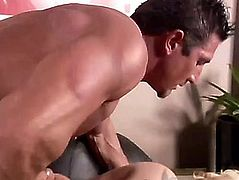 Golden-Haired mother i'd like to fuck katja kassin feels excellent on a palpitating dong