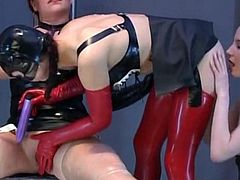 xhamster com 4737749 lesbian latex party 480p