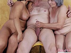 Mature granny and elder couples pictures compilation slideshow video