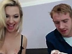 Sex bomb Sophia Knight and Danny D - watch part2 19CAM,COM