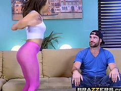 Brazzers - Brazzers Exxtra - Abella Danger Charles Dera and
