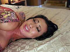 Party Girl Lily Lane gets anally wrecked by Lea Lexis
