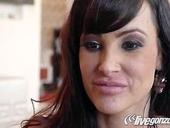 Lisa Ann - Live Smoking Fetish Chat Session