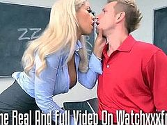 Nailing Like It's On Sale Bridgette B - Brazzers Free