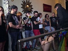 The Lovely Luna Rival Fucked in Public
