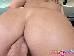PervCity MILF Brooklyn Lee's First Anal