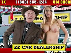 Brazzers - Big Tits at Work - Brynn Tyler and Tommy Gunn - S