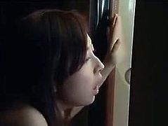 When Japanese Milf sees her husband fucking other women Pt1