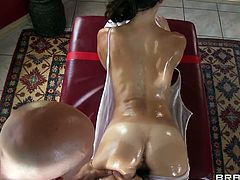 Brazzers - Dirty Masseur - Jenni Lee and Johnny Sins - Stret