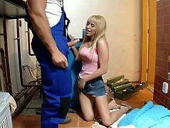 Blondes Blow Best - Scene 5