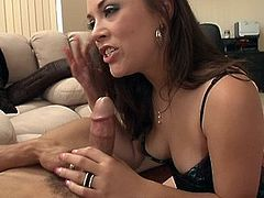Petite babe Kristina Rose takes it up the ass