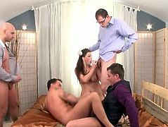 Gang Bang Stories - Scene 1