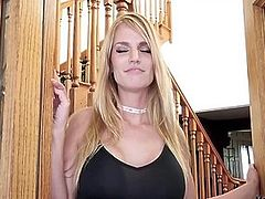 Hot MILF mom gets pounded!