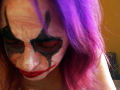 Your birthday clown eats you and your family TEASER