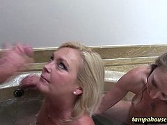 Ms Paris Rose in Paris and The Babysitter 3some