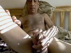 mature daddy huge cock