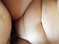Older Mature British BBW Big Tit Taking Cock