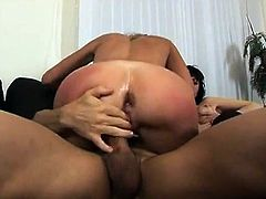 Rough Ass, Pussy & Mouth Fucking