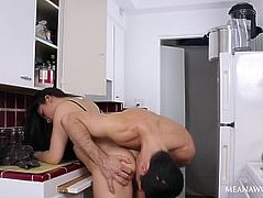 Step SIster Can't Stop Fucking her Brother - Meana Wolf - It's Been Awhile