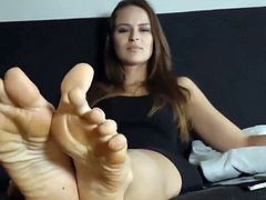 beautiful perfect soles