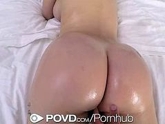 POVD NEW Look for big dick gobbling Lana Rhoades