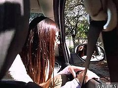 Reality pussy public and ultimate blowjob cumshot