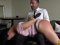 Big load of fat dick makes Catalia Valentine moan loudly
