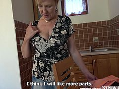 This is what you have been waiting for, an uncensored Wife swap. Two guys swap their wives for a week and they do not stay at house chores, they always try all the sexual possibilities of a new wife... You will fucking love this!