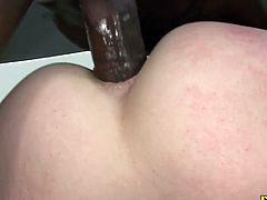 Felony is one crazy whore who likes nothing more than to get down and dirty with a big black cock