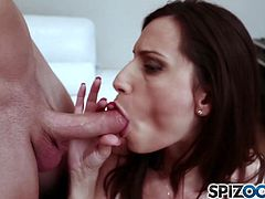 Spizoo - Sensual Jane is fucked by a huge cock, big boobs