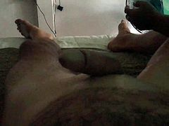 Hung Guy gets Thai Massage-7 More Easy Cock Play.MOV