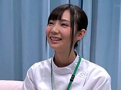 Japanese Cute Nurse Fuck Service