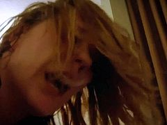 XY BLONDE CHEATING WIFE ON BBC HD