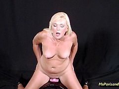 Ms Paris and Her Amateur Theater-The Motorbunny 2