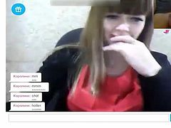 Chatroulette girls