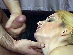 As nasty DP as can be with chubby whore