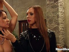 Education of Erica: Beautiful Girls As Personal Sex Slaves