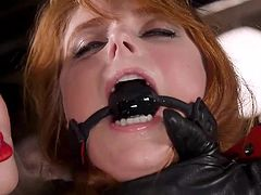Obedient sex slaves and kinky bdsm- this is only a small part of what we can offer you here. Join and you will never regret it! Rough tortures and fat dicks for Kira Noir and Penny Pax. Watch breathtaking ass spanking and punishment!