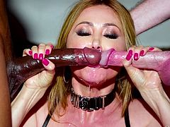 Kianna Dior knows how to make a man worship herself and her main skill is the ability to perform great blowjobs. Join Evil Angel and enjoy hot interracial threesome with extremely long black cock and... Join to know more!