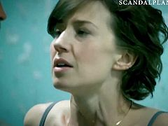 Carrie Coon Sex from 'The Leftovers' On ScandalPlanet.Com